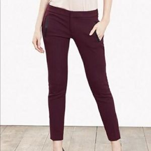 Banana Republic Sloan Slim Ankle Pants Size 6 Long